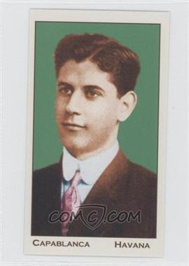 2011 FaceChess - [Base] #4 - Jose Capablanca