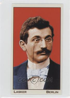 2011 FaceChess - [Base] #5 - Emanuel Lasker