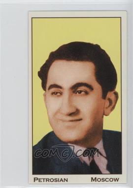 2011 FaceChess - [Base] #8 - Tigran Petrosian