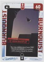 Bob Burnquist - 70' Mega Backflip