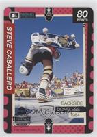 Legends - Steve Caballero - Backside Boneless