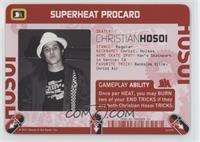 Christian Hosoi