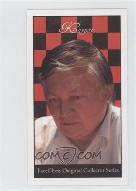2012 FaceChess - [Base] #8 - Anatoly Karpov