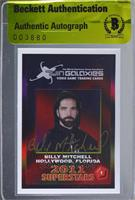 2011 Twin Galaxies - Billy Mitchell [BAS Certified BAS Encased]
