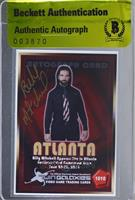 2014 Twin Galaxies - Billy Mitchell [BAS Certified BAS Encased] …