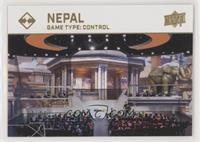 Maps - Nepal #/25