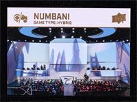 Maps - Numbani #/25
