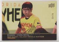 Season 1 Highlights - MVP Bunny, Valiant Handle Mayhem /25