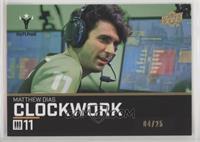 Clockwork #/25