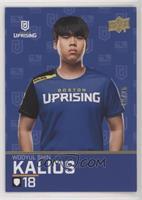Kalios (WooYul Shin) #/25