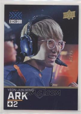 2019 Upper Deck Overwatch League - [Base] - Legendary Orange #75 - ArK /25