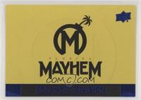 Team Checklists - Florida Mayhem