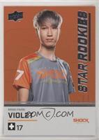 Star Rookies - Viol2t