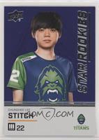 Star Rookies - Stitch