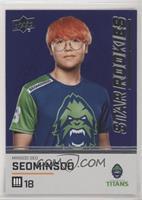 Star Rookies - SeoMinSoo
