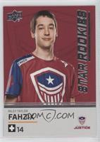 Star Rookies - Fahzix