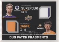 Surefour, Carpe /15