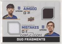 AimGod, Mistakes