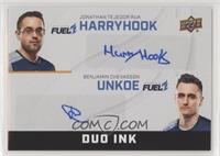 HarryHook, uNKOE