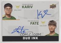 KariV, Fate