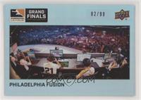 Philadelphia Fusion #/99