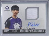 Asher [Near Mint‑Mint] #/25
