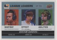 babybay, EFFECT, Agilities /99