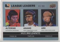 Altering, Anamo, ArK #/99