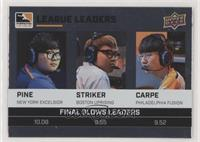 STRIKER, Pine, Carpe