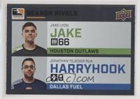 JAKE, HarryHook