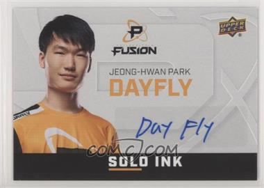 2019 Upper Deck Overwatch League - Solo Ink #SI-DF - Dayfly