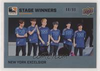 New York Excelsior #/99