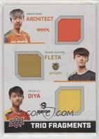 Architect, Fleta, Diya