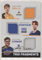 snillo, Saybeyeolbe, Striker