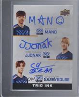 Mano, JJoNak, Saybeyeolbe [Mint]