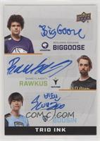 BigGoose, Rawkus, Bdosin