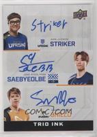 Striker, Saybeyeolbe, snillo