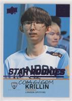 Star Rookies - Krillin