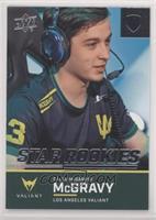 Star Rookies - McGravy