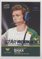 Star Rookies - Shax