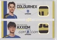 Colourhex, Axxiom #/15
