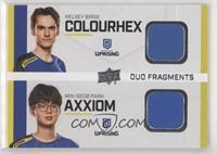 Colourhex, Axxiom