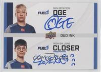 OGE, Closer
