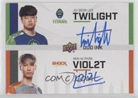 Twilight, Viol2t