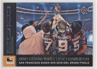 OWL Champions - San Francisco Shock