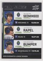 SeoMinSoo, Rapel, BUMPER