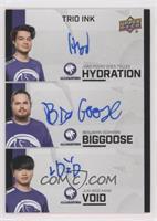 BigG00se, Void, Hydration
