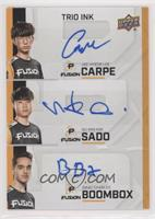carpe, Sado, Boombox