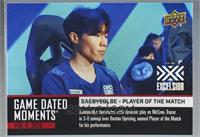 February - (Feb. 9, 2020) - Saebyeolbe - Player of the Match