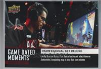 March - (Mar. 8, 2020) - Paris Eternal Set Record